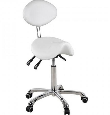 Silla ajustable Barbero heces 1231