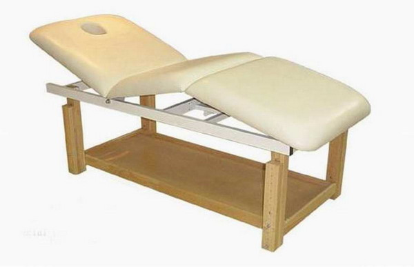 wooden massage bed 2039