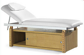 wooden massage bed 2235