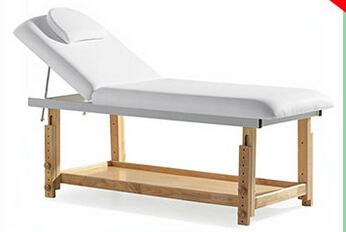 wooden massage bed 2236