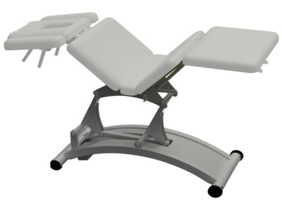Electric Massage Bed 2558