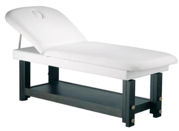 wooden massage bed 801