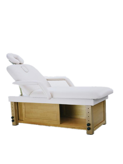 wooden massage bed 810